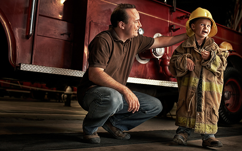Little Fireman