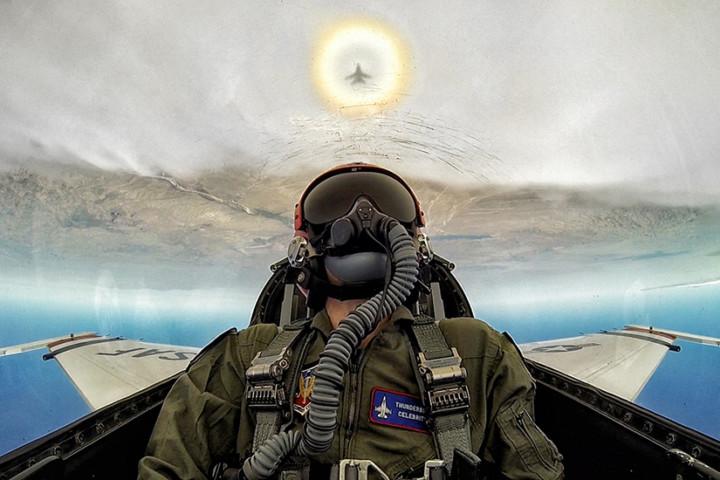 Thunderbirds F16