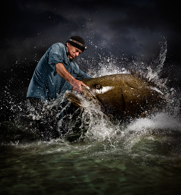 River Monsters photographed by Blair Bunting