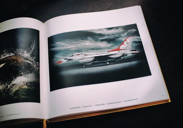 One Eyeland F16 blog