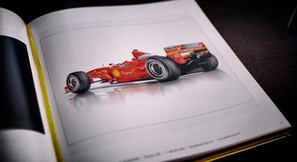 One Eyeland Ferrari blog