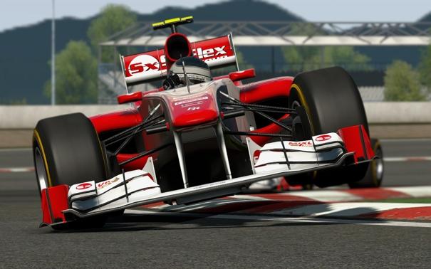 Project Cars F1