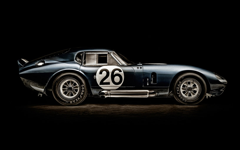 Shelby Daytona Coupe photographed by Blair Bunting
