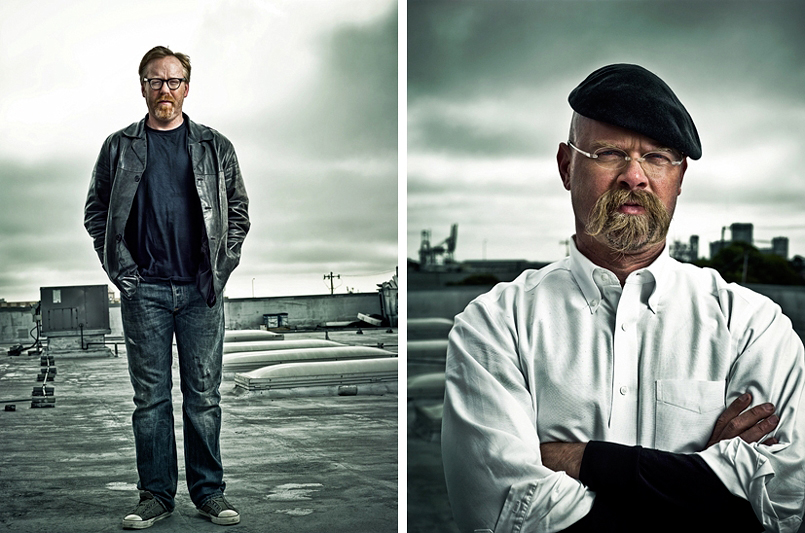 Mythbusters Photographer