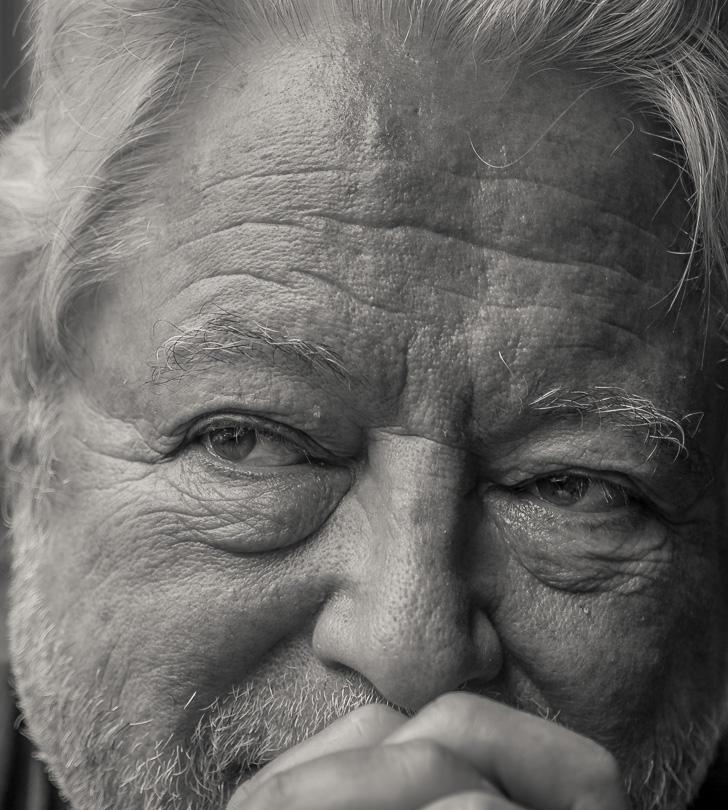 Michael Reichmann, photographed by Nick Devlin