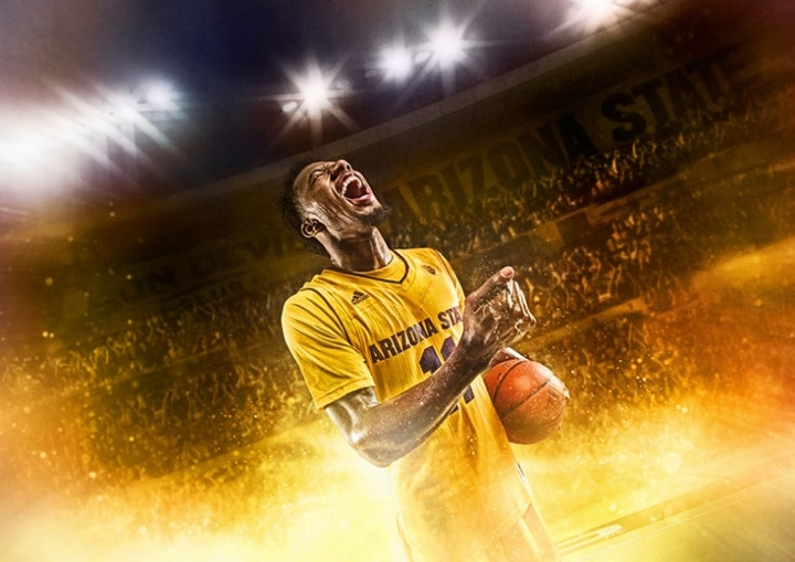 Basketball Advertising Campaign