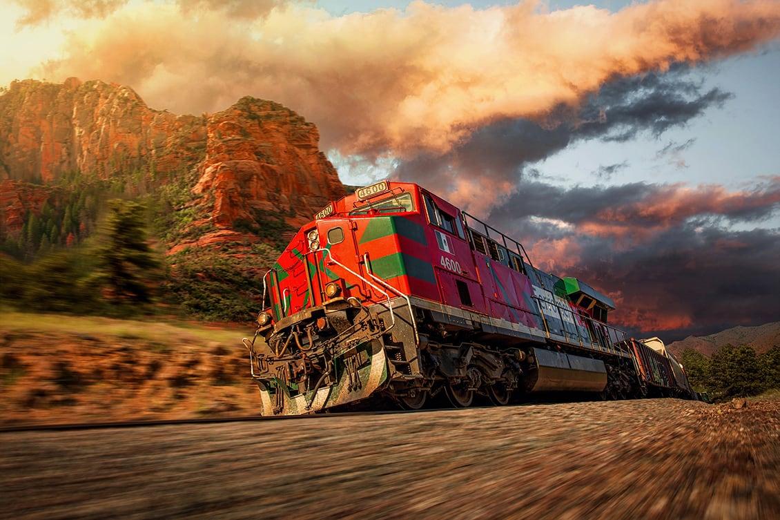 Ferromex Train